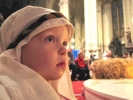 On-the-Spot Christmas Pageant