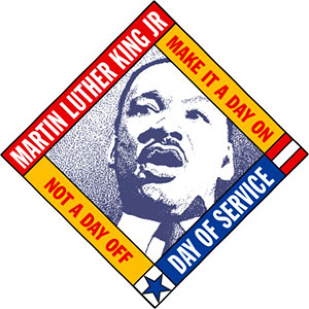 Martin Luther King Day of Service