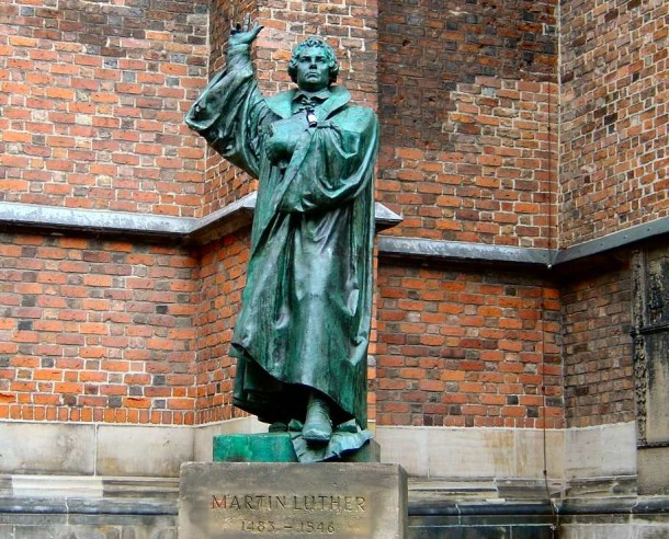 Digging Deeper: Martin Luther Model of Faith