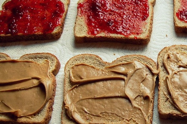 Book Review: Peanut Butter & Jelly Prayers
