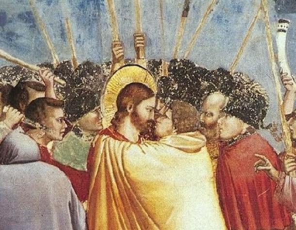 Holy Week Reflection: Relating to Judas
