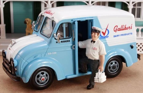 Reflection: Our Milkman Warren