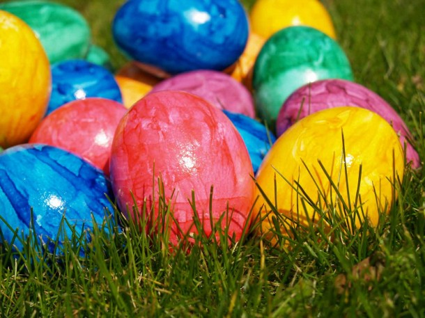Hand-in-Hand for Easter Eggs: A Special Needs Ministry