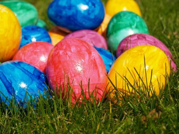 Finding Jesus in Egg Hunts and Easter Baskets