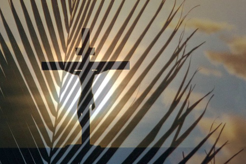 Holy Week, the Cross, and Children