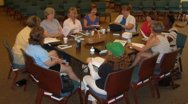 Digging Deeper: Starting a Small Group Bible Study