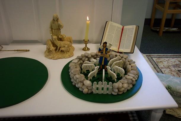 Montessori-based Faith Formation in Christian Contexts