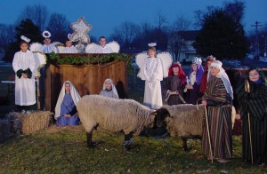 nativity live Christmas