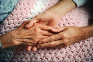 Ministry to those with Alzheimer's Disease