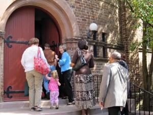Red Door church open welcome