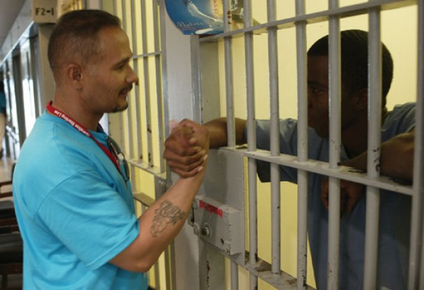 Prison Ministry is Formational