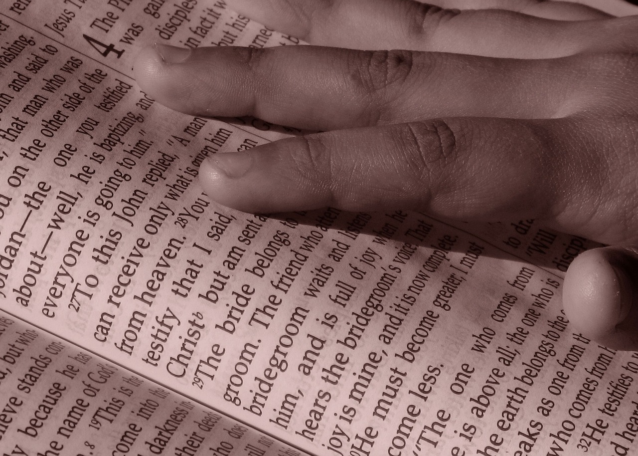 Get-To-Know-Your-Bible Class for Children and Parents