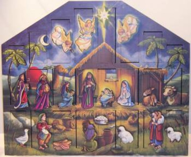 Advent Calendars 2011 - Building Faith | Building Faith
