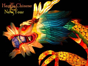 Happy New Chinese Year 2012
