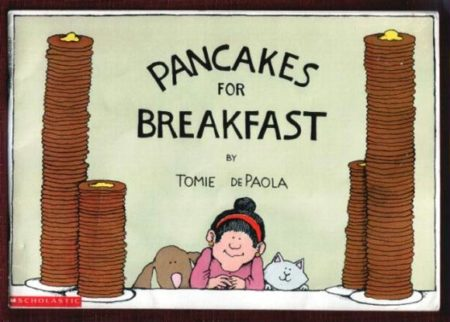 Children's Picture Books about Pancakes