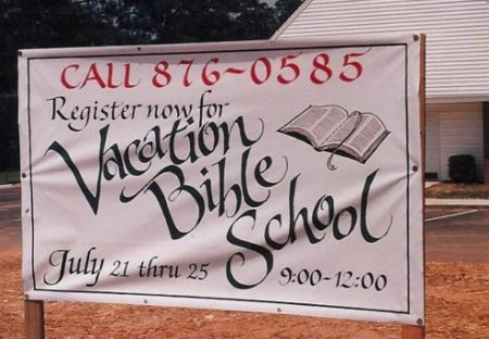 VBS Vacation Bible School