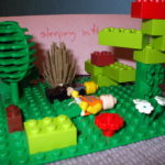 Lego bricks 3