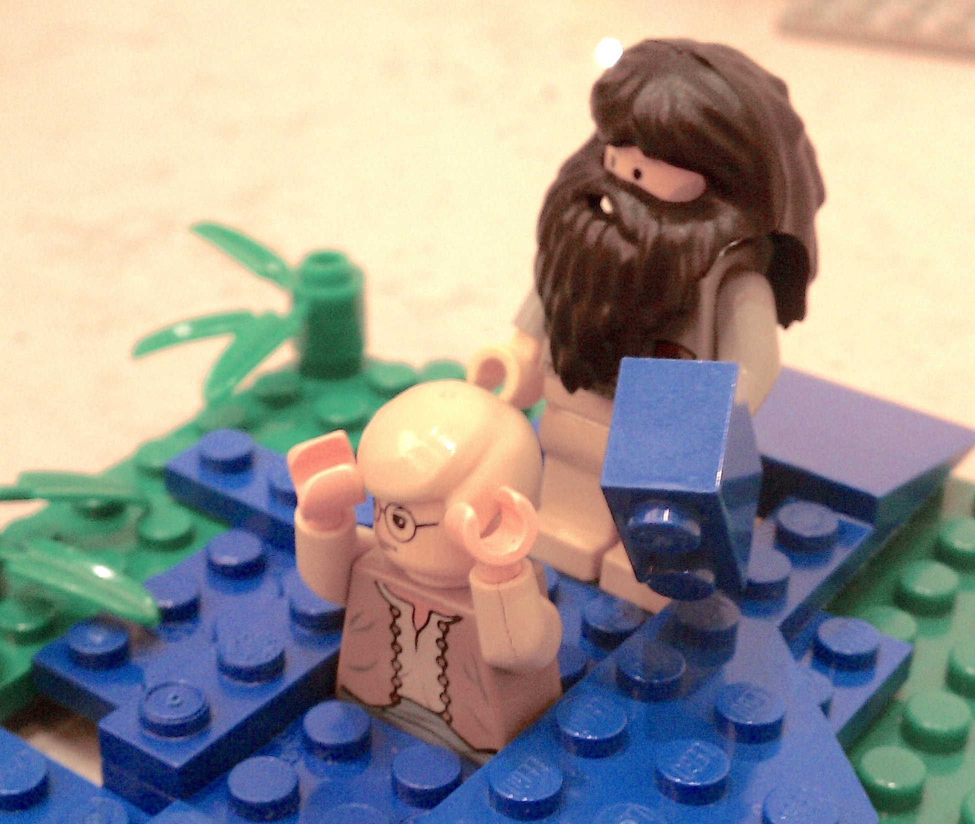 Building Faith Brick by Brick: Formation with Lego