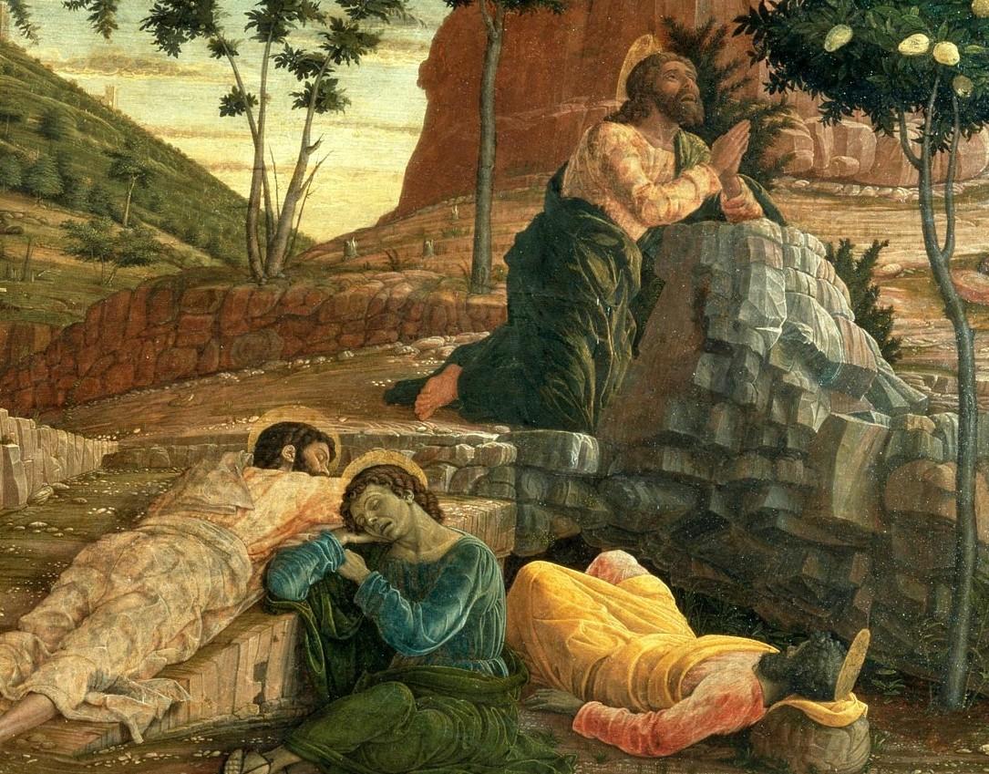 The Gethsemane Watch: A Maundy Thursday Vigil