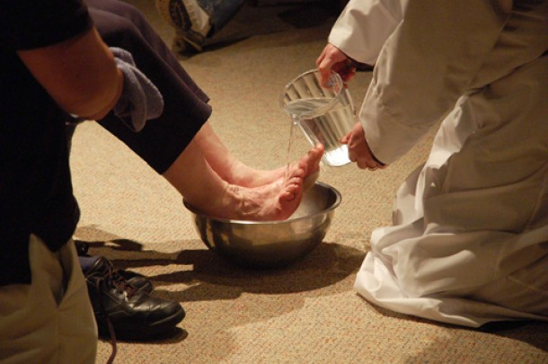 The Foot-Washing: Practical Considerations