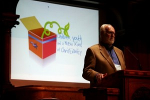 "Recorded Keynote by John Westerhoff: ""Changing Times, Changing Responses"""