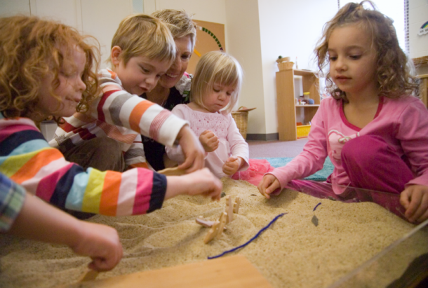 Godly Play and Child Development