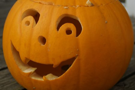 Light to the World: A Christian Pumpkin Carving Lesson