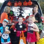 trunk or treat halloween kids trick costume