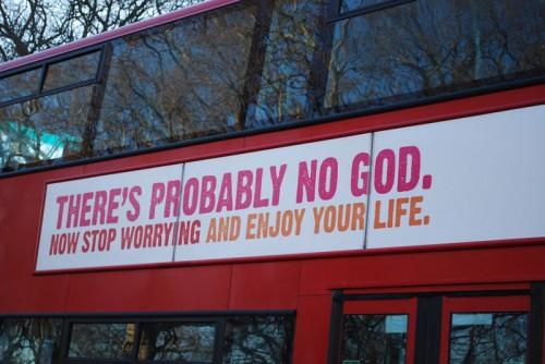 No God athiest