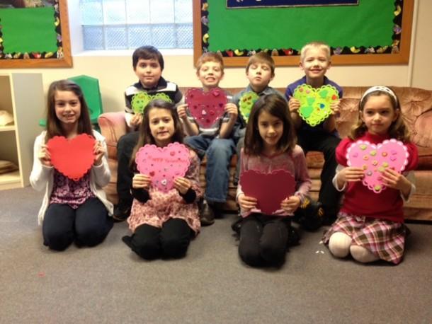 Children Minister to Us: The Children's Charter