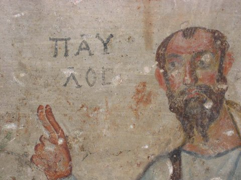 Icon_of_Saint_Paul_from_Ephesus_4-th-century-preparing-to-make-the-sign-of-the-cross