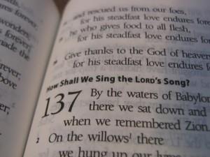 The Joy of Memorizing (and Reciting) Scripture