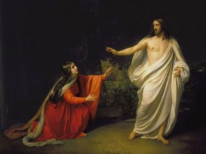 An Interview with Mary Magdalene