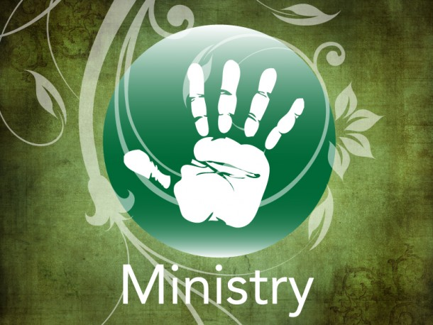 """Lesson With Teens: What Does """"Ministry"""" Mean?"""