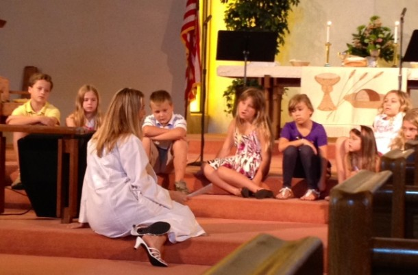 Should There Be a Children's Sermon? Pros & Cons