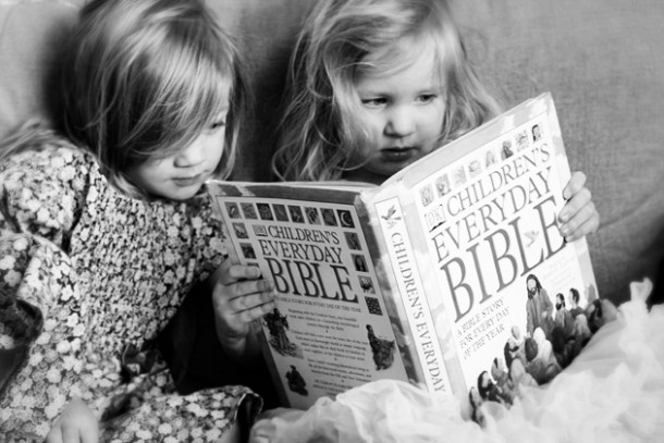 Just Reading the Bible