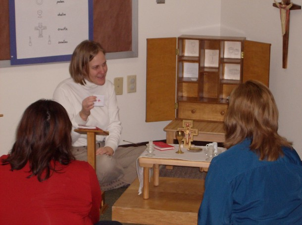 Learning to be a Catechist for Catechesis of the Good Shepherd