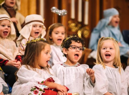 "Tips for a ""Medium"" Christmas Pageant"