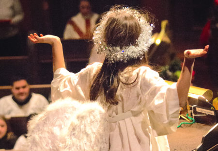 The 'Big' Christmas Pageant