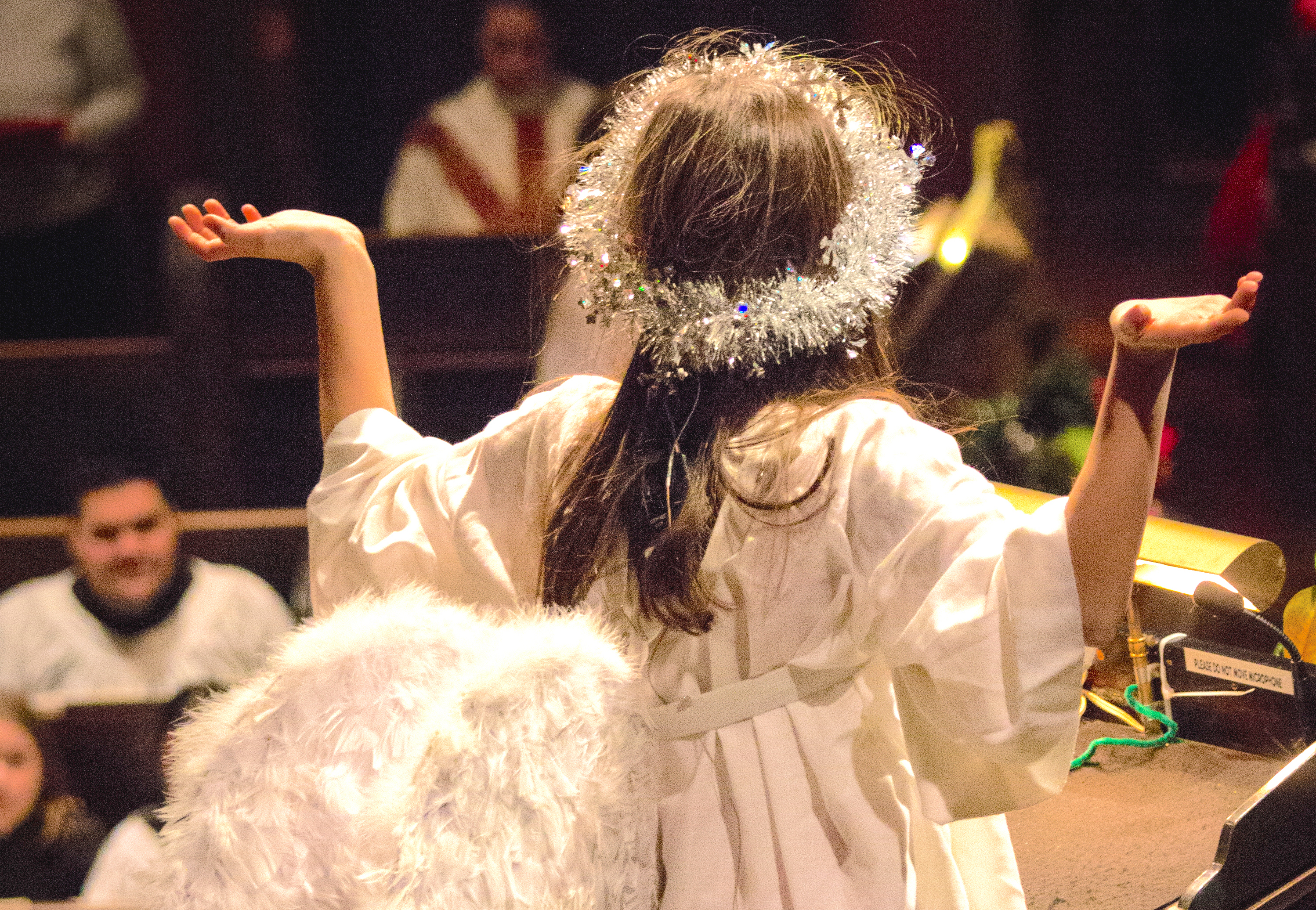 'Big' Christmas Pageant: Rehearsals and Commitments