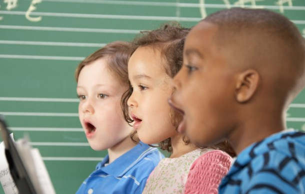 Warming Up Children's Voices
