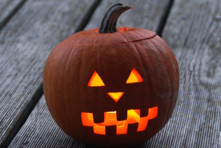 The Halloween Pumpkin: A Christian Twist