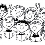 singing children music