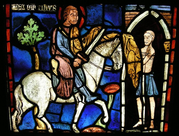 St. Martin of Tours: A Lesson for Class or Chapel