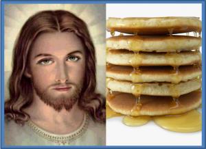 Jesus Pancakes