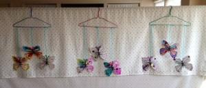 butterflies inside craft