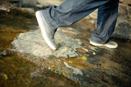 walking shoes path hike