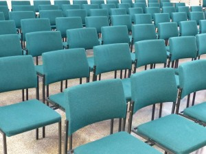 That Empty Feeling: What To Do When Nobody Shows Up for Sunday School