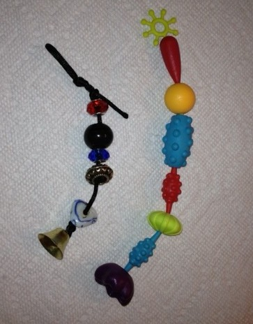 Gratefulness Beads from Kris