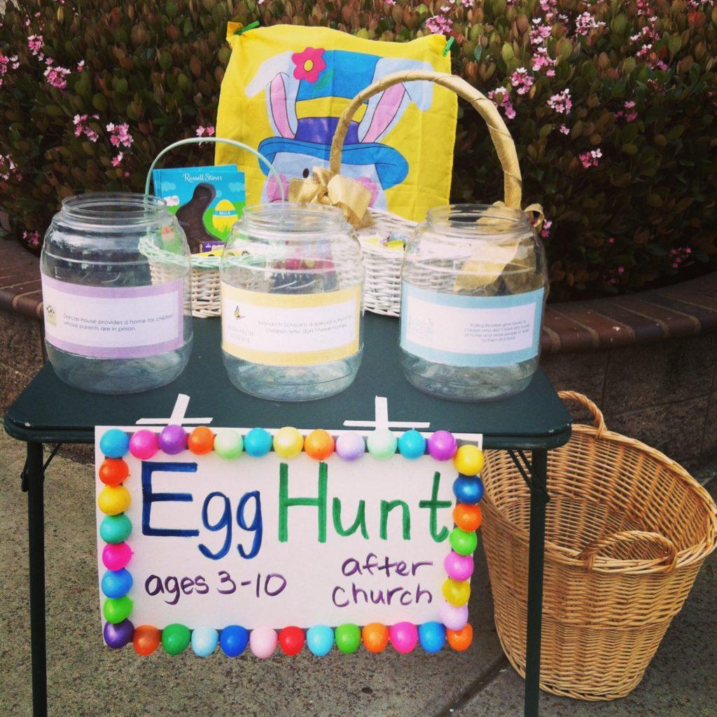 Good sam Easter egg hunt